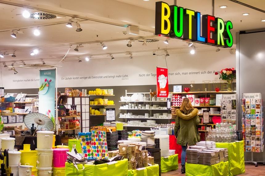 Butlers meldet insolvenz an r ckenwind f r ihr gesch ft for Butlers gmbh co kg