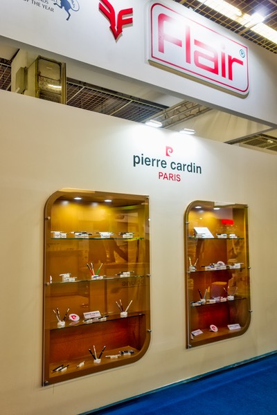 Pierre Cardin aus Indien_PAPERWORLD 2017_Frankfurt am Main